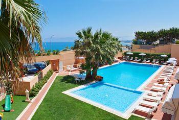 Karta Nord Italien.Hotel Punta Nord Est Billiga Hotell I Castellammare Del Golfo
