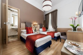 Karta Nord Italien.Hotel Nord Nuova Roma Billiga Hotell I Rom Italien Med Prisgarani